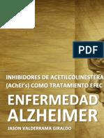 Artículo Divulgativo - Alzheimer