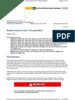 Procedimiento Soldadura Para Marco de Hoja Topadora D6R