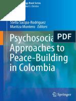 Aproximacion a La Construccion de Paz en Colombia
