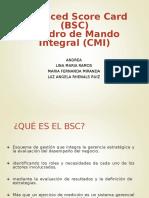 BSC CMI