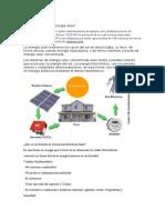 Materia Militar Energia Solar