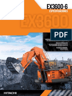 EXCAVADORA 3600-6