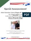 Hogan Endorsement Flyer