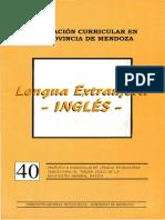 Cuadernillo 40 - Ingles