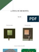 EE754 - Antena de Microfita