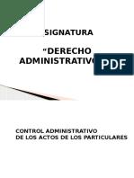 Derecho Administrativo II - Clase 3