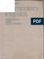I. P. Gurskii-Elementary Physics_ Problems and Solutions-Imported Pubn (1989)