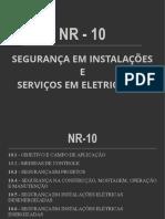AULA - NR-10