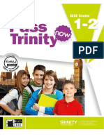 Pass Trinity Now GESE Grades 1-2