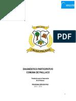 Diagnóstico Entrega Preliminar Paillaco