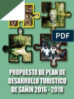 Propuesta de Plan de Desarrollo Turistico de Sañin