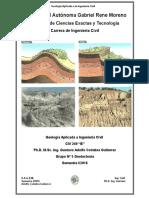Geologia Aplicada a Ingenieria Civil UAGRM - Tema Geotectonia