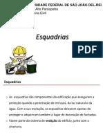 13 Esquadrias