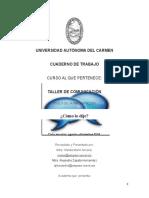 CUADERNO TALLER DE COMUNICACION 2016.docx