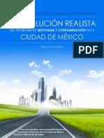 Ensayo. Una solución realista del problema de movilidad y contaminación en la Ciudad de México por Mercurio