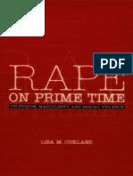 Rape on Prime Time, Lisa M. Cuklanz