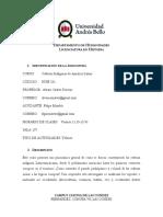 Programa Culturas Indígenas de America Latina 2015