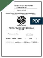 Portafolio Instrumentación