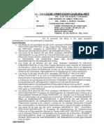 Informe Sobre Gastos Directiva Mantenimiento