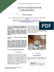 Informe Práctica Ultrasonido Biofísica