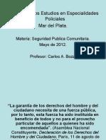 Modernizacin de La Polica