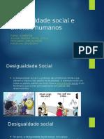 Desigualdade Social e Direitos Humanos