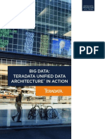 Teradata Unified Data Architecture in Action