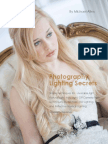 Photography Lighting Secrets