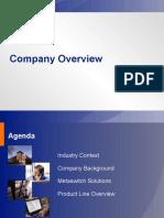 MetaSwitch Intro Company - Nextel