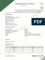 Datasheet Policarbonato Alveolar Pol