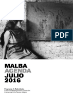 Agenda Malba 2016 07