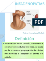 Linfadenopatias