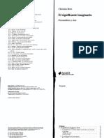 Metz Christian - El Significante Imaginario.pdf