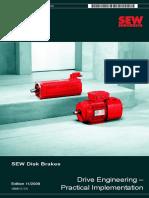 Discos Para Frenos Sew-eurodrive