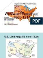 westward expansion ppt