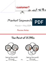 15.390x - Market Segmentation New