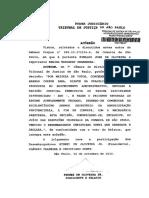 TJSP - Execução Criminal - Regime Disciplinar Diferenciado