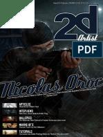 2DArtist Issue