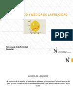 GEN, GRAFICO Y MEDIDA DE LA FELICIDAD