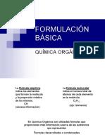 Formulacion Química Orgánica