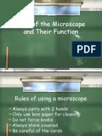 Microscope Presentation