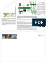 Arquitectura gótica- Lámina conceptual