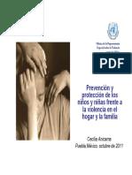 Prevención y Protección