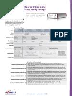 25 - AvaSpec Pre-Configured Fiber-optic Spectrometers 1