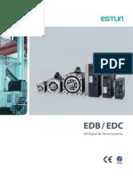 Servomotor EDB EDC En
