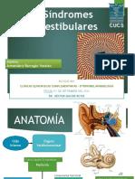 Síndromes Vestibulares