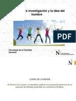 METODO DE INVESTIGACION Y LA IDEA DEL HOMBRE - SEMANA 2