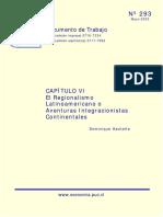 El regionalismo americano o aventura integracionistas continentales.pdf
