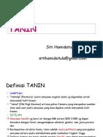 Farmakognosi Tannin