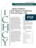 Helping Students With Cognitive Disabilities Find And